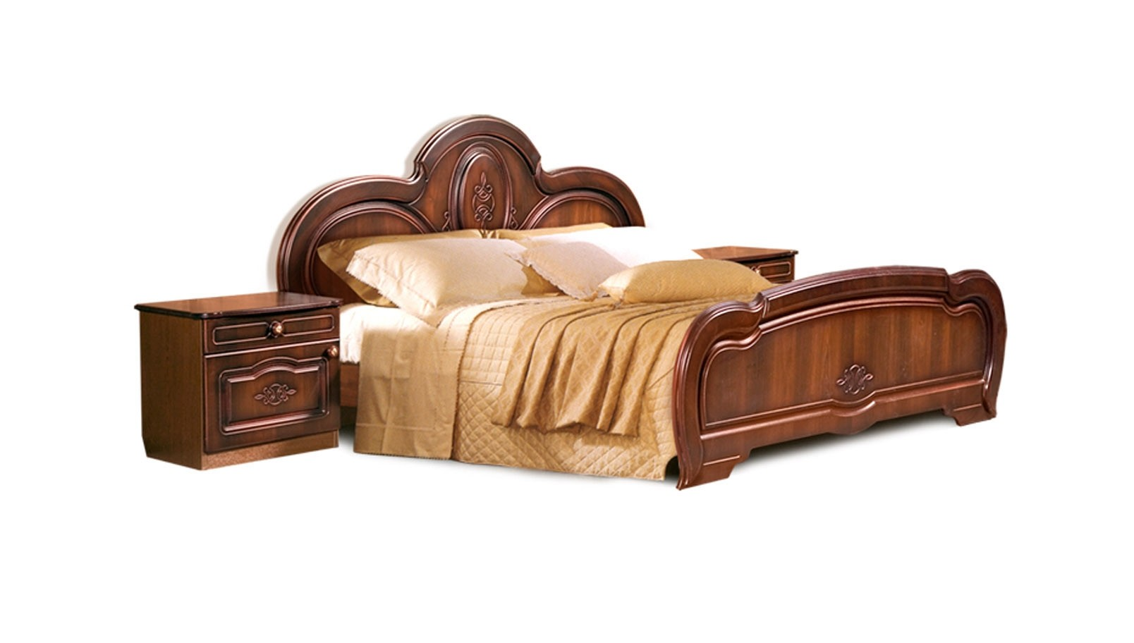 Miegamojo baldų komplektas ŠARA