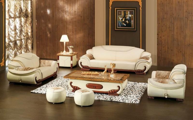 Išskirtinio dizaino baldų komplektas B608