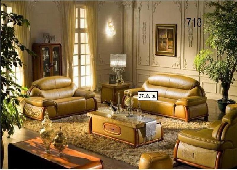 Svetainės baldų komplektas B718
