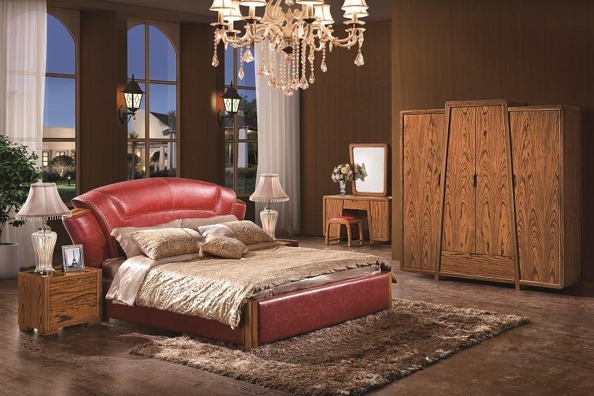Miegamojo baldų komplektas B9275
