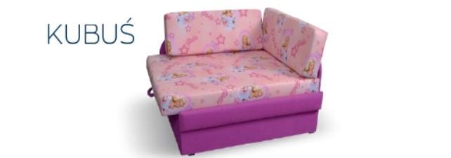 Miegamas fotelis KUBUŠ