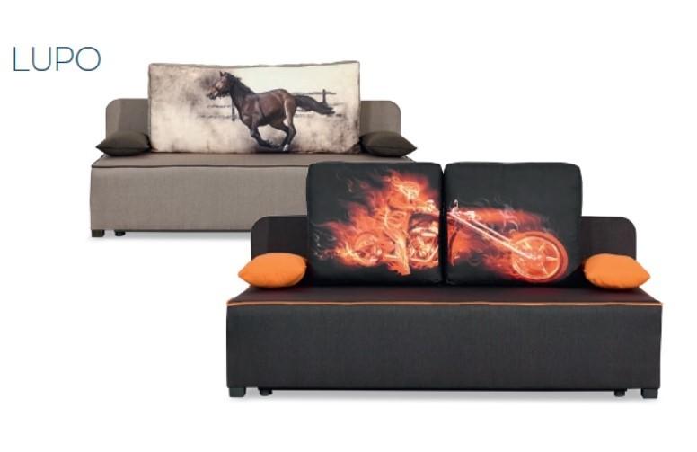 Sofa-lova LUPO