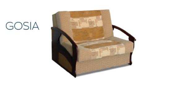Miegamas fotelis GOSIA