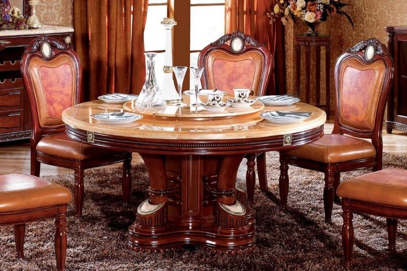 Pietų stalas su kėdėmis Z148
