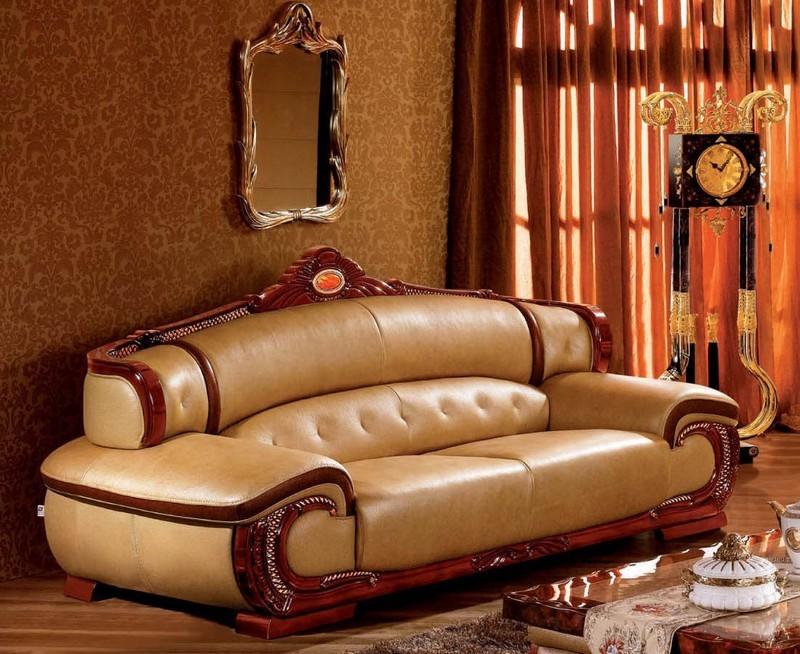 Karališko tipo svetainės baldų komplektas Z681