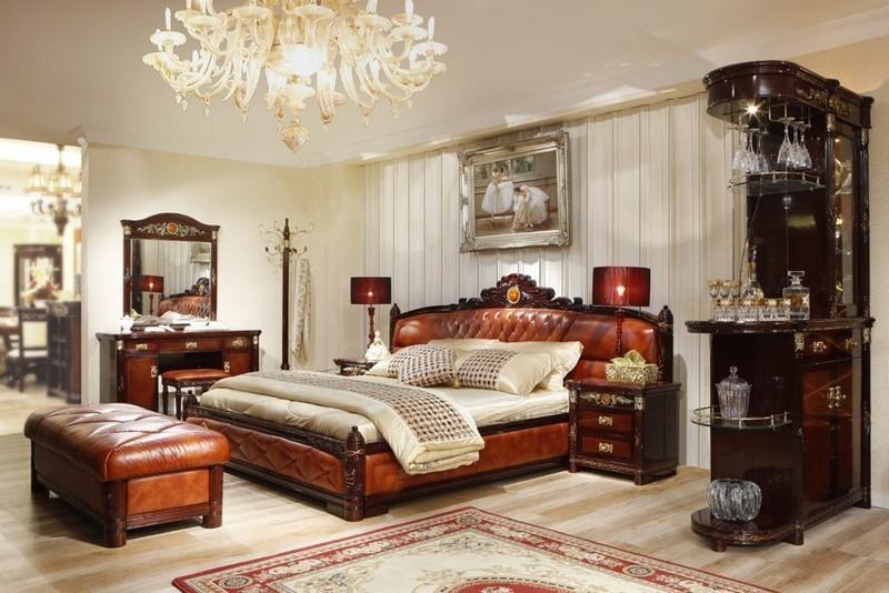 Miegamojo baldų komplektas Z63
