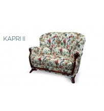 Dvivietis fotelis KAPRI II