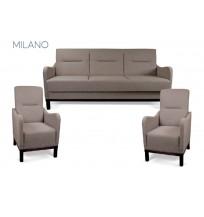 Svetainės komplektas MILANO