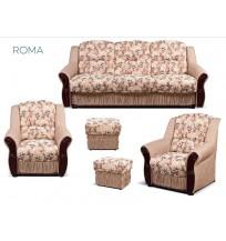 Svetainės komplektas ROMA