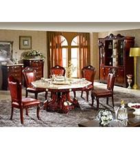 Pietų stalas su kėdėmis Z162